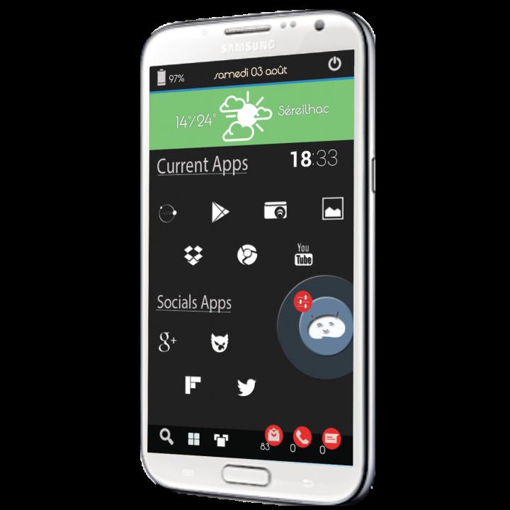 Phone UI