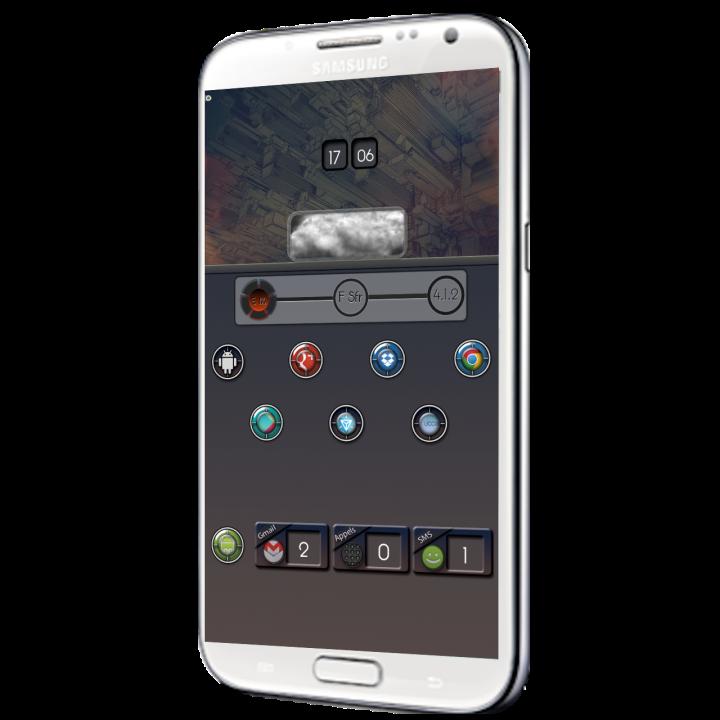 wall zooper widget