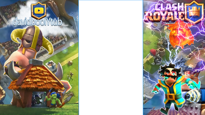 Clash Royale Overlay Youtube Pictures To Pin On Pinterest